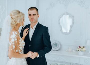 Свадебная фотосессия 1