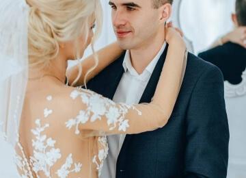 Свадебная фотосессия 5