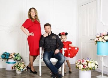 Семейная фотосессия 1