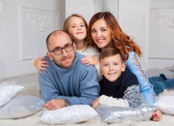 Семейная фотосессия 10