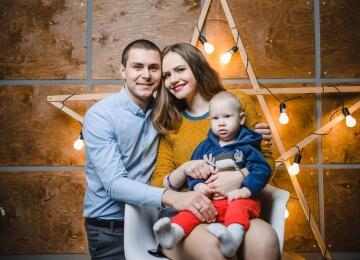 Семейная фотосессия 11
