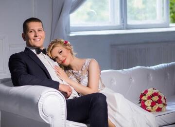 Свадебная фотосессия 14