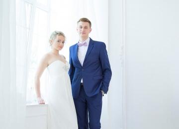 Свадебная фотосессия 15
